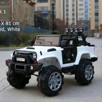 Mobil aki anak Unikid Jeep UK-713 automatic rocking