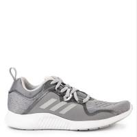 Sepatu Lari Wanita ADIDAS Abu Abu Original Edgebounce