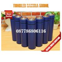 tumbler stainless 500ml | botol tumbler sakura promosi polos murah