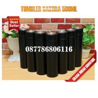 tumbler stainless polos 500ml | botol tumbler sakura murah