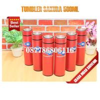 tumbler sakura promosi | botol tumbler stainless 500ml polos murah