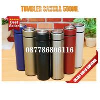 tumbler stainless promosi 500ml | botol tumbler sakura polos murah