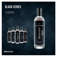 Braven Black Men 100ml Eau De Parfum - Parfum Pria