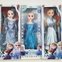 boneka barbie elsa anna frozen kotak