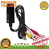Kabel Konverter HDMI to AV PAL NTSC - ON43
