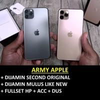 SECOND iPhone 11 Pro Max 512GB-256GB-64GB GREEN GOLD GRAY GREY SILVER