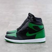 Nike Air Jordan 1 High Pine Green 2.0 100% Authentic