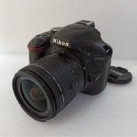 Kamera Camera Nikon D3400 kit 18-55mm