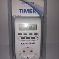 Kaiser Stop Kontak Timer Digital - KSR-K28