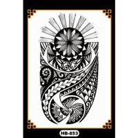 Tattoo/Tattoo temporary/Tattoo Temporer/Tatto 21x15cm HB B106110