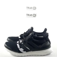 Sepatu Sneakers Adidas Ultra Boost x UNDEFEATED Black 100% Original