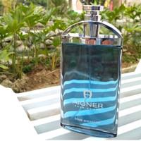 Parfum Pria Original Aigner Blue Emotion 100ml Ori Reject Non Box