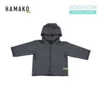 HAMAKO Hoodie Cardigan