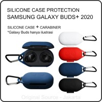 Casing Samsung Galaxy Buds+ Plus Silicone Case Protection - J157