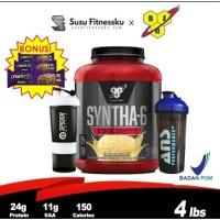 Syntha 6 Edge 4 lbs BSN ( Syntha6 Syntha-6 Whey Protein 4lbs 4lb lb )