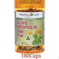 Healthy Care Olive propolis 2500 plus 180 caps