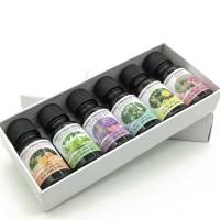 Pure Fresh Essential Fragrance Oil Aromatherapy 6 in 110ml Wangi