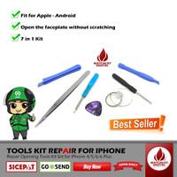 Tool Kit/Repair/Tools Kit Set Obeng Untuk Iphone 4/4s/5/5s/5c/6/6s/6+