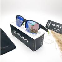 Kacamata Pria / Kacamata Rudy Spinair Half Full Box Super