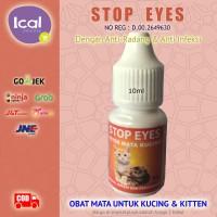 Stop Eyes Obat Mata Kucing Iritasi Merah Infeksi Flu Pilek