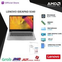 Lenovo IP S340 14API | Ryzen 7 3700U 8GB 512SSD VEGA 10 W10 14FHD