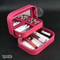 Beautycase / Case makeup / Travel Tas Kosmetik Pouch - Fanta