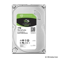 Harddisk Internal 3.5 PC Seagate Barracuda 1TB SATA 3 7200 RPM