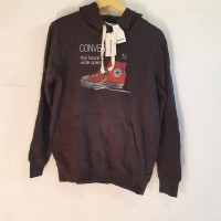 jaket hoodie pria CONVERSE original murah branded