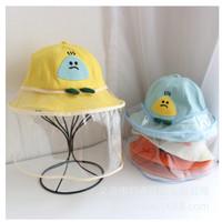 Topi anak anti virus corona