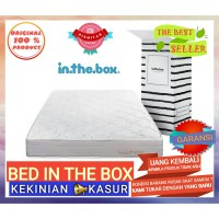 BED In The Box Springbed Matras|Kasur Busa-Lantai|Spring Bed ORI Uk160