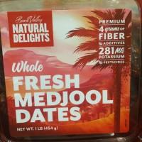 Kurma Medjool Natural Delights 454 gr