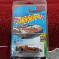 Hotwheels Lamborghini Aventador J Super Treasure Hunt