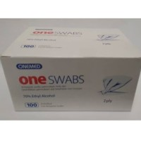Alcohol Swabs Onemed