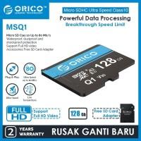 ORICO MicroSD High Speed TF Memory Card - MSQ1-128GB