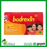 BODREXIN TABLET KUNYAH - Obat Demam Pusing Sakit Kepala Nyeri