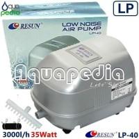 RESUN LP-40 Pompa Udara Aerator Air Pump Blower