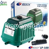 RESUN LP-100 Pompa Udara Aerator Air Pump Blower