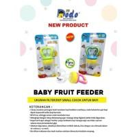 Empeng Buah Bayi Baby Fruit Feeder