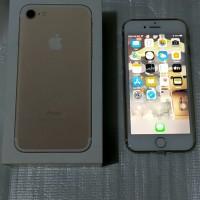 iphone 7 128gb Gold Mulus Ex ibox
