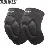 2 pcs Knee Pad Aolikes Extreme Support Brace protector pelindung lutut