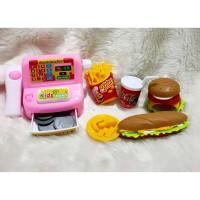 mainan anak kasir mini