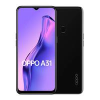 Oppo A31 2020 Smartphone - 6/128GB - Garansi Resmi - Black