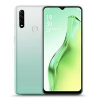 Oppo A31 2020 Smartphone - 6/128GB - Garansi Resmi - White