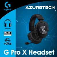 Logitech GPro X / G Pro X with BLUE VO!CE Gaming Headset Garansi Resmi