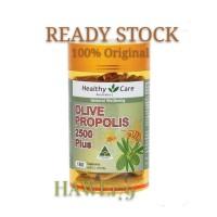 Healthy Care Olive Propolis 2500 Plus 180cap -Propolis Kekebalan Tubuh