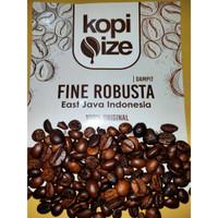 "kopi oize "" dampit fine robusta 100% original (biji / beans)"