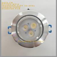 Downlight LED 3W 3watt 3 mata Good quality