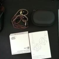 KZ ZSN with Bluetooh APTX Cable upgrade