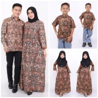 Batik keluarga family motif cirebon