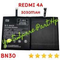 Baterai Batre Battery Xiaomi Redmi 4A BN30 BN 30 Original Terlaris New